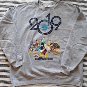 Disney Parks 2019 sweatshirt sz.XL